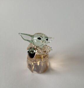 Swarovski Crystal Disney Star Wars Mandalorian the Child Art No: 5583201