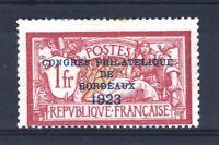 "FRANCE STAMP TIMBRE N° 182 "" CONGRES BORDEAUX MERSON 1923 "" NEUF x A VOIR T204"