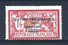 "FRANCE STAMP TIMBRE N° 182 "" CONGRES BORDEAUX MERSON 1923 "" NEUF x A VOIR T204"