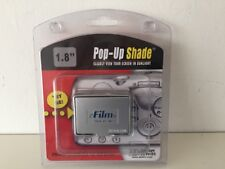 "Delkin Pop Up Shade Universal 1.8"" LCD Silver"