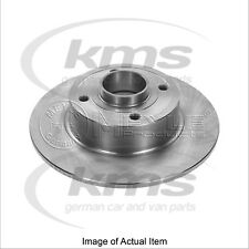 2x New Genuine MEYLE Brake Disc 16-15 523 0016 Top German Quality