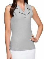 Kathleen Kirkwood~Dictrac-Ease Notch Collar Camisole~A224161