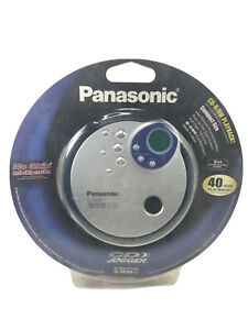 Panasonic SL-SX388 CD Jogger Portable CD Player With Anti-Skip System