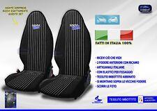 Fodere Sedili Smart 450 set copri sedile coprisedili per auto cotone 1998>2007