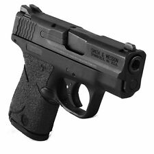 Talon Grips for Smith and Wesson S&W M&P Shield Black Rubber Grip Wrap 705R