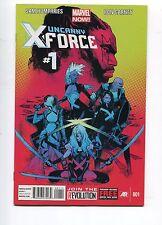 UNCANNY X-FORCE #1-15 - RON GARNEY ART - OLIVIER COIPEL COVER - 2013