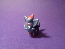 U3 Tomy Pokemon Figure 5th Gen  Zorua (Metallic Version)