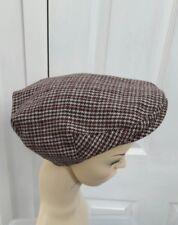 Men flat Cap hat one size
