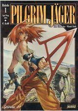 PILGRIM JAGER VOLUME 1 EDIZIONE SHIN VISION