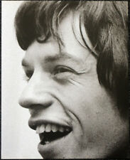 THE ROLLING STONES POSTER PAGE . MICK JAGGER . I66