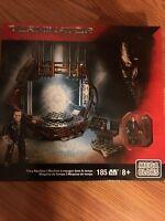 Mega Bloks Terminator Genisys Guardian & Time Machine Building Figure Set