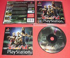 Playstation PS1 Legend [PAL] RARE Ps One Slim Fat 2 Two NO Super Nintendo *JRF*