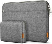 Inateck 15-15.6 Inch Laptop Sleeve Case Bag with Accessory Pouch
