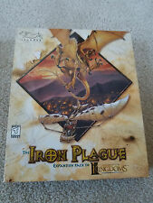 Video Game PC Iron Plague expansion pack to Kingdoms BIG BOX NEW