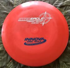 "Rare Patent Number ""S.Ex� Star Eagle X 175 g Innova Disc Golf Oop New"