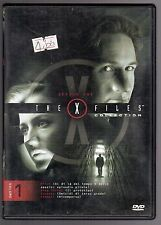 dvd THE X FILES COLLECTIONS SEASON ONE Volume 1