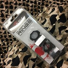 """New Aim Sports Airsoft 1"""" Ruger 10/22 Rings - High (QR22-1)"""