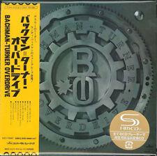 BACHMAN-TURNER OVERDRIVE-S/T-JAPAN MINI LP SHM-CD G00