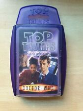 TOP  TRUMPS  SPECIALS  DR  WHO  2007