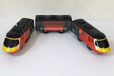 Virgin Speed Train Tomy Tomica Trackmaster battery operated