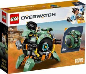 LEGO Wrecking Ball LEGO Overwatch (75976) Building Kit 227 PCS