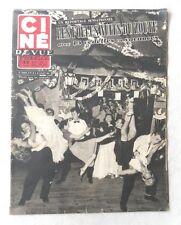 CINE-REVUE 25 juillet 1952 TILDA THAMAR CARY GRANT AUDREY HEPBURN JOHN DEREK