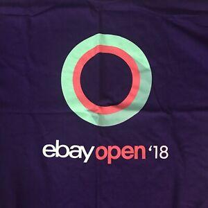eBay Open 2018 Tshirt Las Vegas Convention Sz Large L