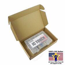 10value 500pcs 3mm 5mm Round Waterclean LED Light LED Box Kit US Seller KITB0057