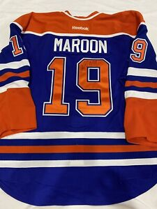 Edmonton Oilers Game Used Nhl Jerseys For Sale Ebay