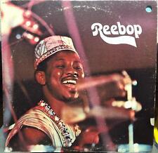 REEBOP KWAKU BAAH BAH s/t LP VG+ SW-9304 Vinyl 1972 Island Records