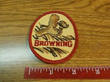 Browning  Quail -  Cloth Patch