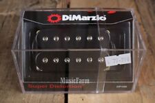 DiMarzio DP100BK Super Distortion Solid Body Electric Guitar Bridge Humbucker