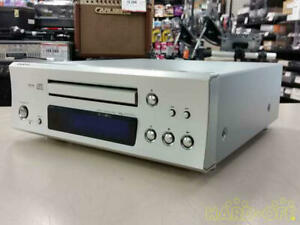 ONKYO C-733 Compact Disc CD Player Intec Silver From Japan