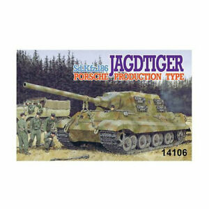 Dragon 1/144 SdKfz. 186 Jagdtiger Porsche Production Type