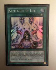 1x Spellbook of Life - REDU-EN059 - Super Rare 1st Edition - M/NM - Yugioh!