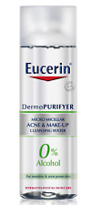 Eucerin Dermo PURIFYER Acne & Make-Up Cleansing Water 200ml