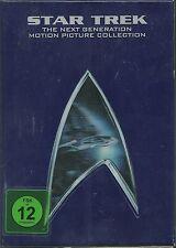 Star Trek The Next Generation Motion Picture Collection 7-10 (5 DVDs) Deutsche A