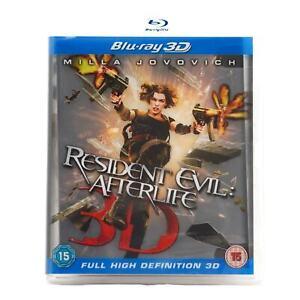 Resident Evil: Afterlife 3D (2010) [Blu-ray 3D]