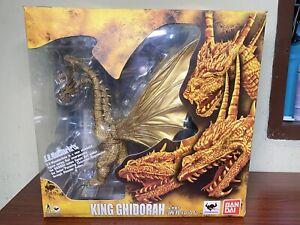 SH Monsterarts King Ghidorah  1991 Action Figure Godzilla SH Figuarts Bandai