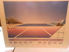 "Rare Poster: Teddy Radko Balcon Nouvelles Images Editeurs 33 x 24"" (Wang Labs)"