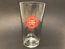 Breckenridge Brewery Pint Beer Glass Collectible