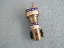 Olympus Model: CL3A12 D.C. Motor with Olympus G60 Gear Head <