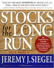 Stocks for the Long Run : The Definitive Guide to