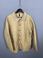 BARBOUR ESKDALE Jacket - XL - Beige - Great Condition - Mens
