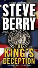 Cotton Malone: The King's Deception 8 by Steve Berry (2014, Paperback)