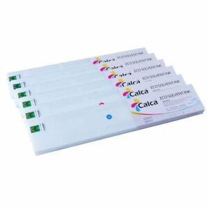 4pcs Calca Compatible Ink Cartridge 440ml Roland ECO-Sol Max Ink Cartridge