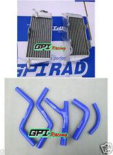 NEW Honda CR250 CR 250R CR250R 1985 1986 1987 85 86 87 aluminum radiator + hose