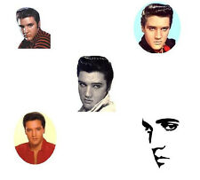 Elvis Nail Decals Set of 100 - Assorted