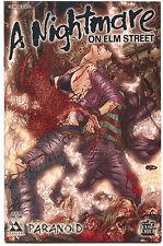 A Nightmare On Elm Street Paranoid 1 Gore Avatar 2005 NM