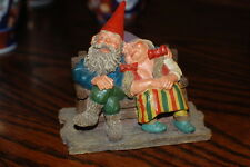 Rien Poortvliet Classic David the Gnome Statue 3080 Love Forever No Box